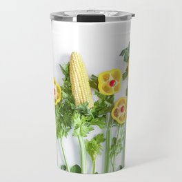 Peppers flower (35) Travel Mug