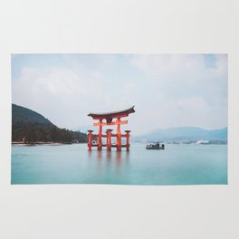 Floating Shringe of Miyamima Rug