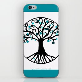 """Tree of Life"",Artistic hand drawing, with Graphic Artwork,Throw Pillow,Duvet Cover,Bed spread,Frame iPhone Skin"