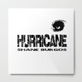 """Hurricane"" Metal Print"