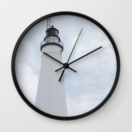 1st Lake Huron Lighthouse Wall Clock