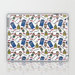 Time Lords Laptop & iPad Skin