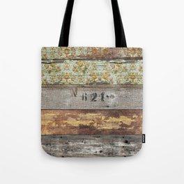 Secret Number Tote Bag