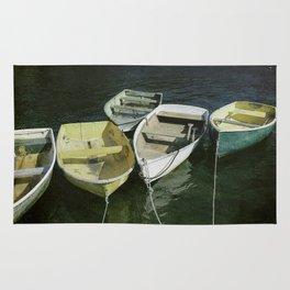 Rowboats Rug
