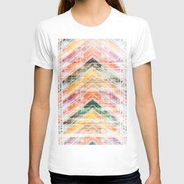 Sun Kissed Chevron T-shirt