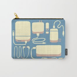 Digital Emergency Kit (Air Blue) Carry-All Pouch