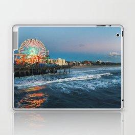 Wheel of Fortune - Santa Monica, California Laptop & iPad Skin