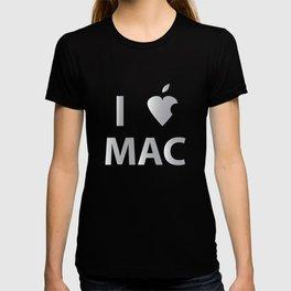 I heart Mac T-shirt