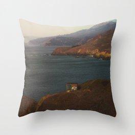 Lookout Spot Throw Pillow