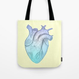 Cold Hearted Tote Bag