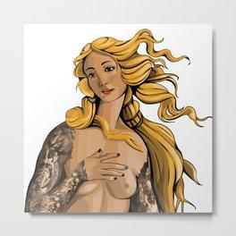 Venus Rebirth Metal Print