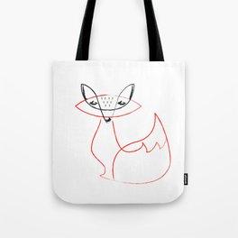 Volpe Urbana Tote Bag