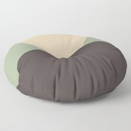 Deyoung Chocomint Floor Pillow