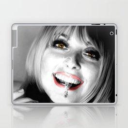 Sharon Tate Large Size Portrait Laptop & iPad Skin