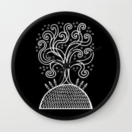 The Rite of Spring Wall Clock