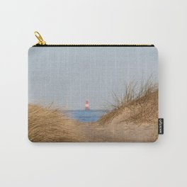 At the beach 10 Carry-All Pouch