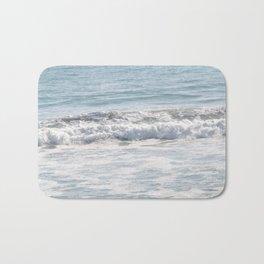 TEXTURES -- Surf   at San Clemente Bath Mat