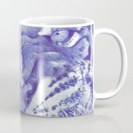 Roaring Tiger Coffee Mug