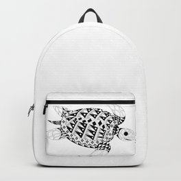 Ms. Turtle Backpack