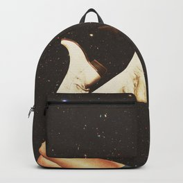 These Boots (Space) Backpack