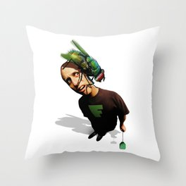 What's Bugging You? Throw Pillow