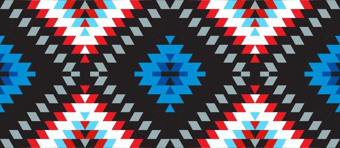 Colorful patchwork mosaic oriental kilim rug with traditional folk geometric ornament. Tribal style Coffee Mug