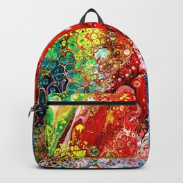 Tumultuous World-Scape Backpack