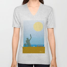 Planet of the Apes Unisex V-Neck