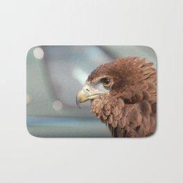 eagle brown Bath Mat