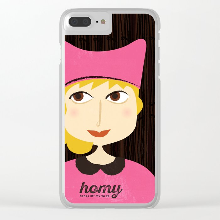 HOMY Clear iPhone Case