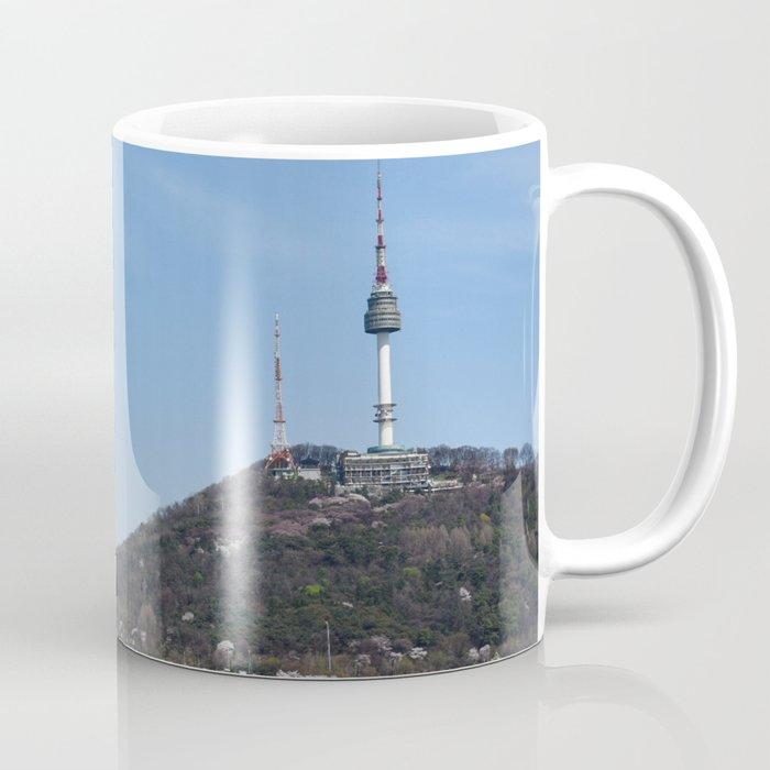 Namsan Tower Coffee Mug
