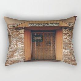 chinese cuisine Rectangular Pillow