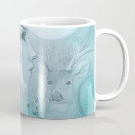 Spirit of Artemis 2 Goddess Art Coffee Mug