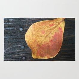 One Fallen Leaf Rug