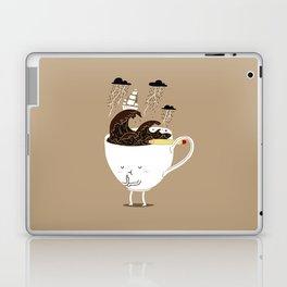 Brainstorming Coffee Laptop & iPad Skin