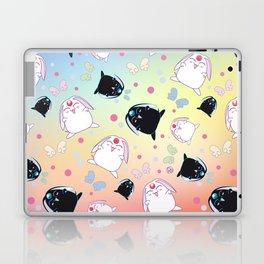 Mokona's Pattern Laptop & iPad Skin