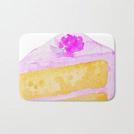 Blueberry Cake Bath Mat