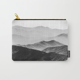 Smoky Mountain Carry-All Pouch