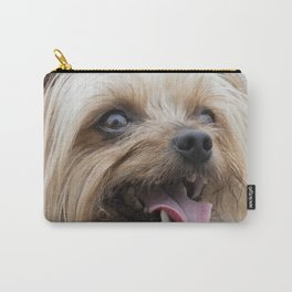 shitzu dog Carry-All Pouch