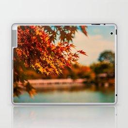 Autumn Scene (Color) Laptop & iPad Skin