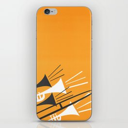Brass Instruments iPhone Skin
