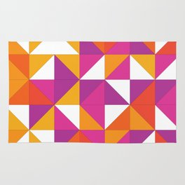 October Pattern Rug