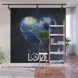 """We Are Love """"Your  Love"""" Wall Mural"""