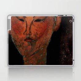 "Amedeo Modigliani ""Beatrice Hastings"" (1915) Laptop & iPad Skin"