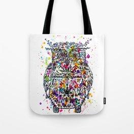 Owl Be Cool Tote Bag