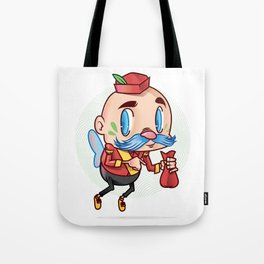 Jelly Bean Fairy Tote Bag