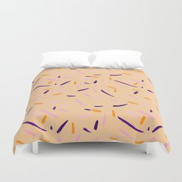 100s and 1000s Duvet Cover