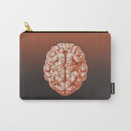 Puzzle brain GINGER / Your brain on puzzles Carry-All Pouch