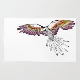Brazilian Parrot Rug