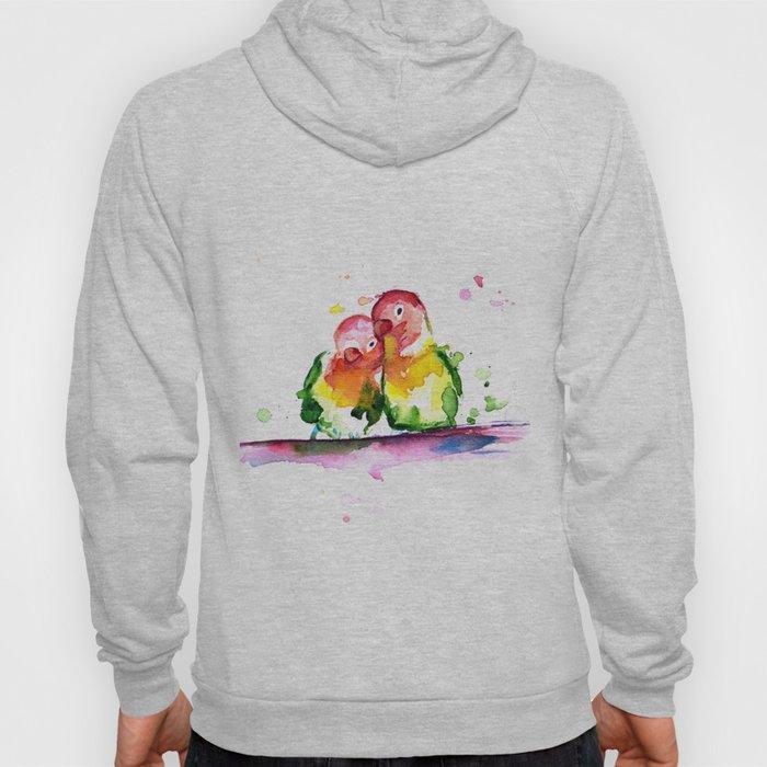 Lovebirds Hoody